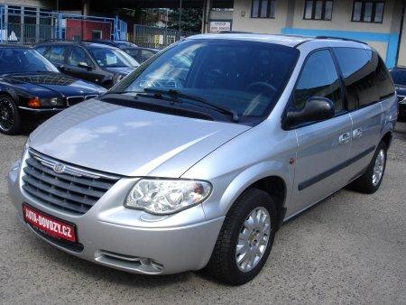 Chrysler Voyager, 2006