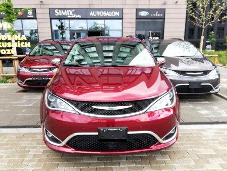 Chrysler Pacifica, 2019