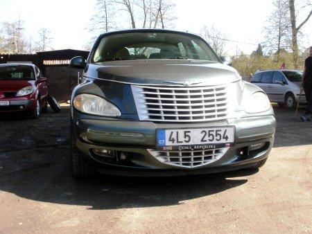 Chrysler PT Cruiser, 2002