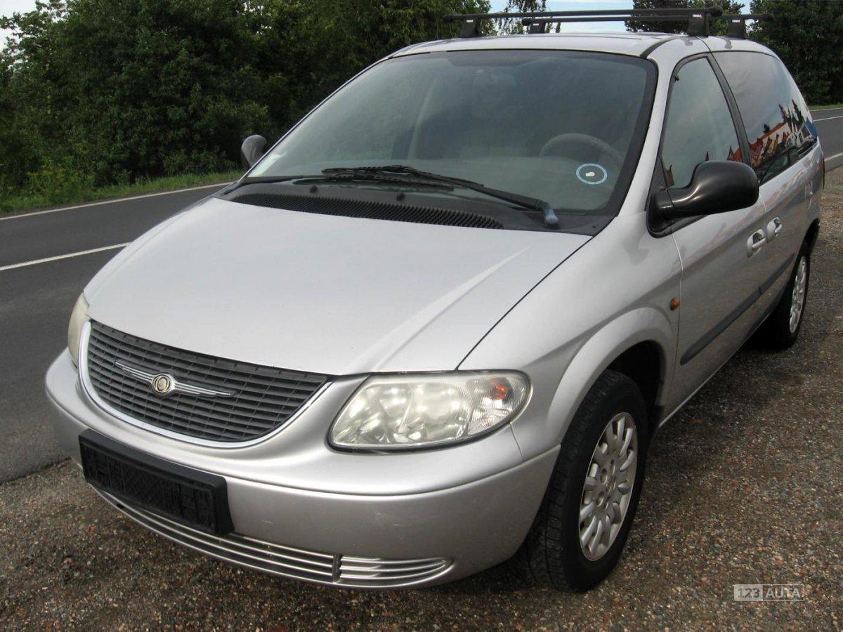 Chrysler Voyager, 2003 - celkový pohled