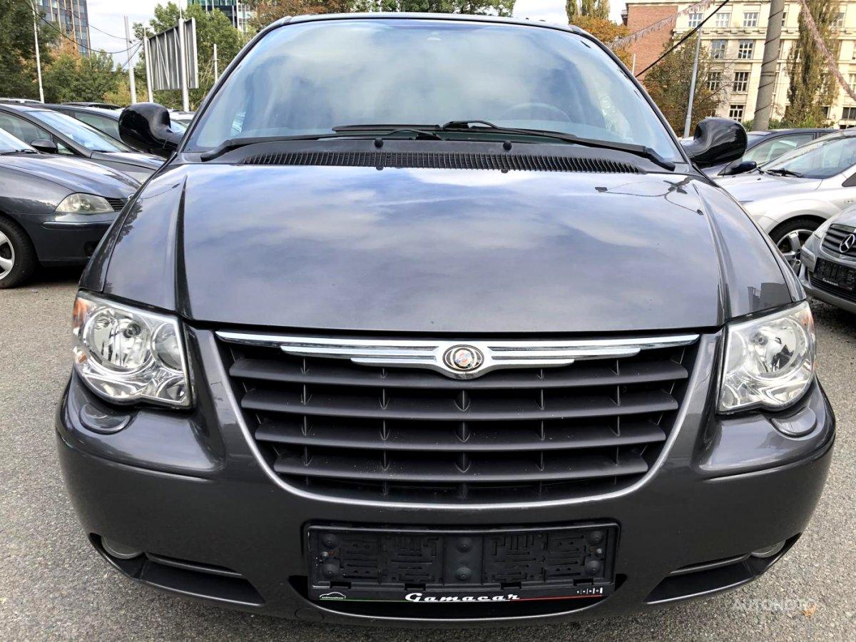 Chrysler Voyager, 2005 - celkový pohled