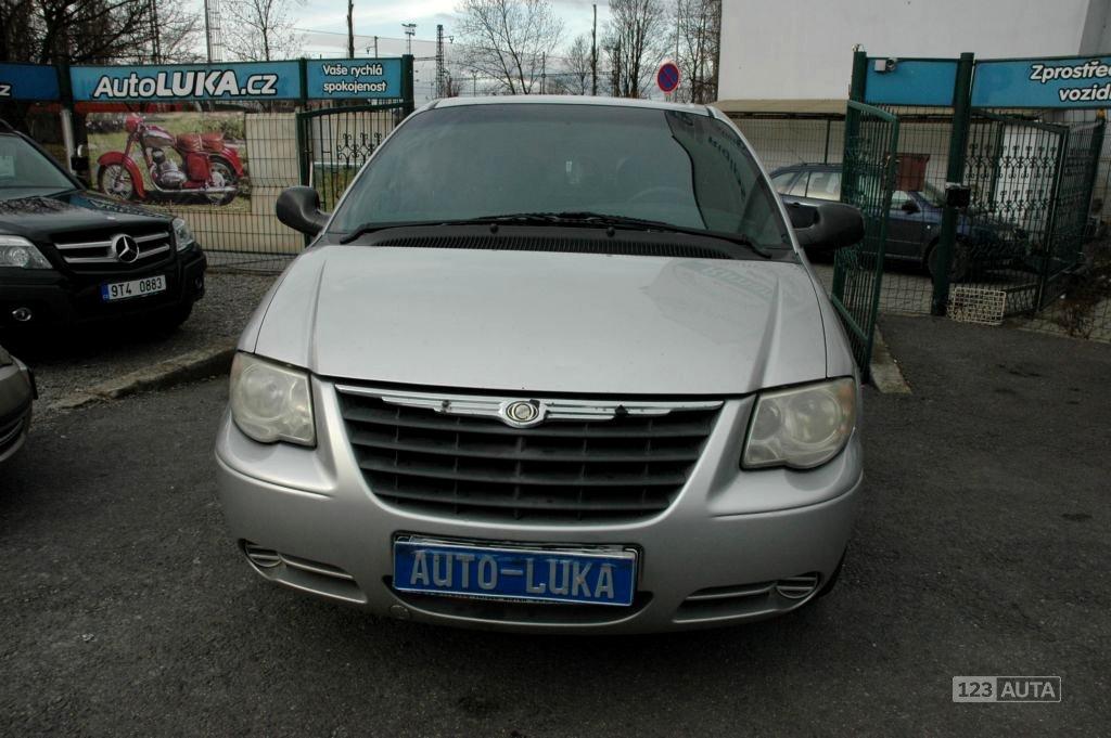 Chrysler Voyager, 2006 - celkový pohled