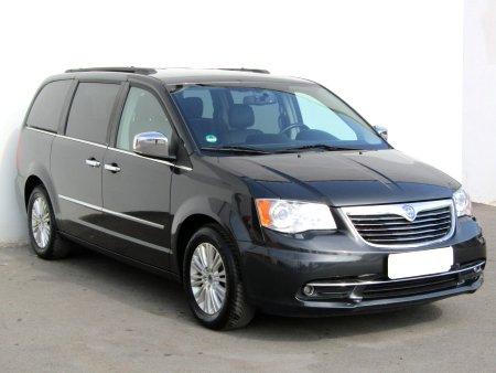 Chrysler Voyager, 2012
