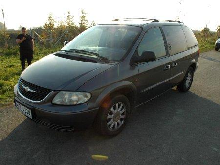 Chrysler Voyager, 2003
