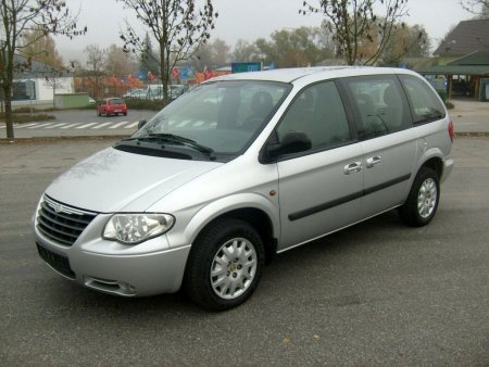 Chrysler Voyager, 2005