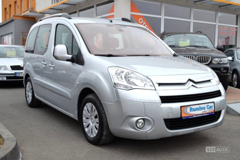 Citroën Berlingo, 2009 - celkový pohled