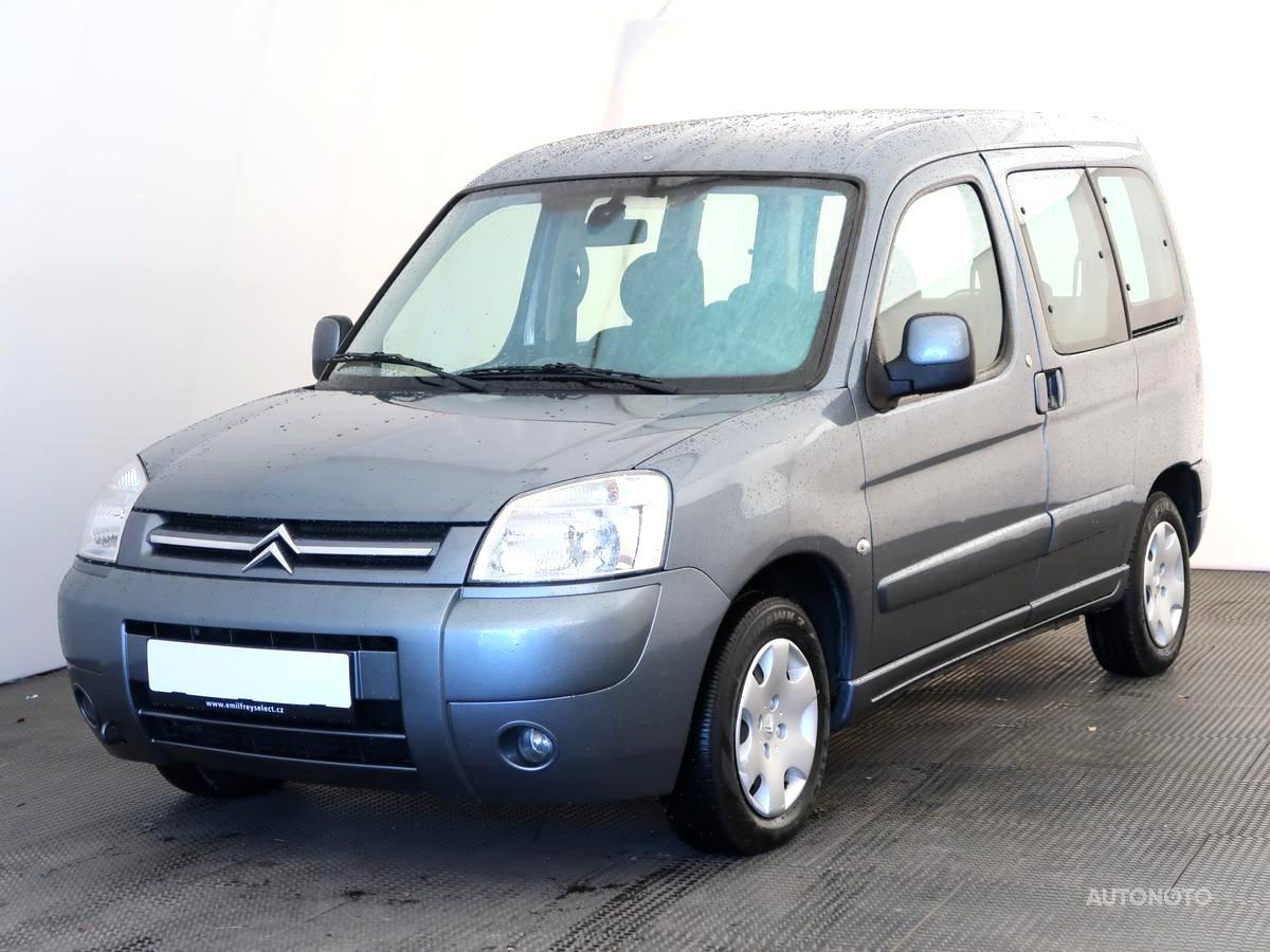 Citroën Berlingo, 2007 - celkový pohled
