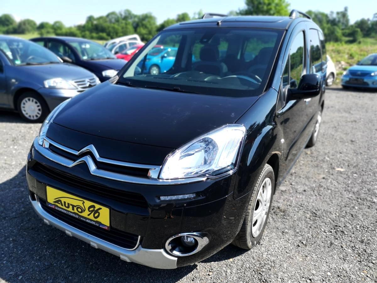 Citroën Berlingo, 2015 - celkový pohled