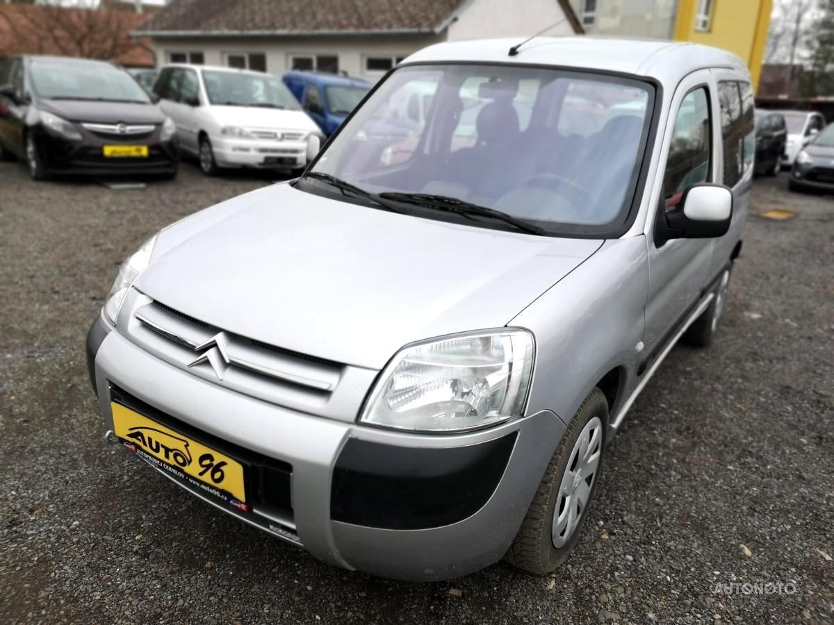 Citroën Berlingo, 2003 - celkový pohled