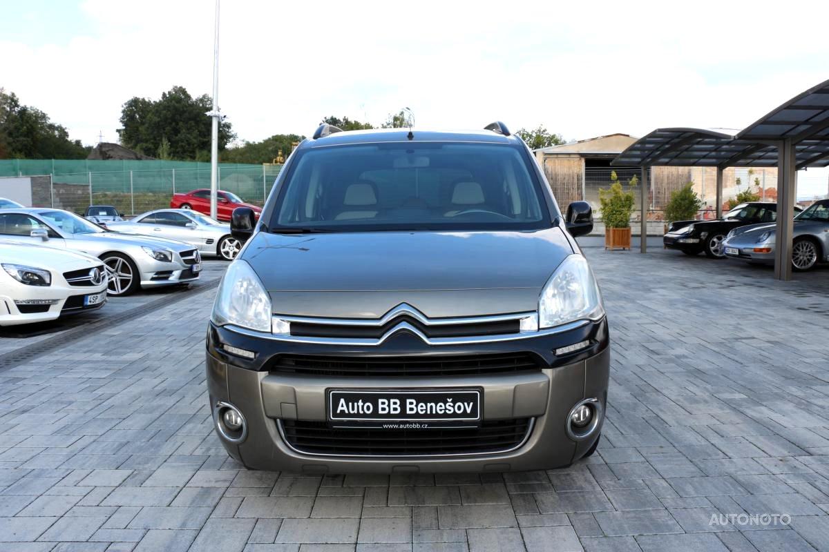 Citroën Berlingo, 2012 - celkový pohled