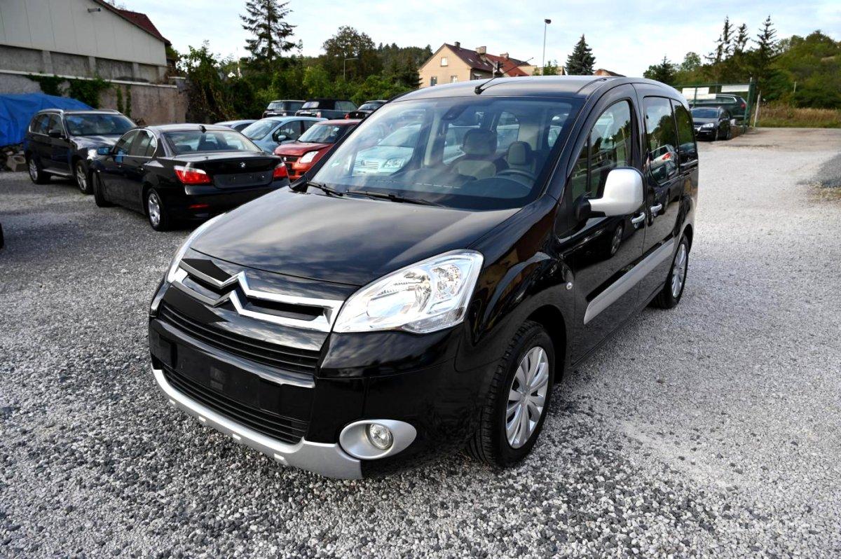 Citroën Berlingo, 2011 - celkový pohled
