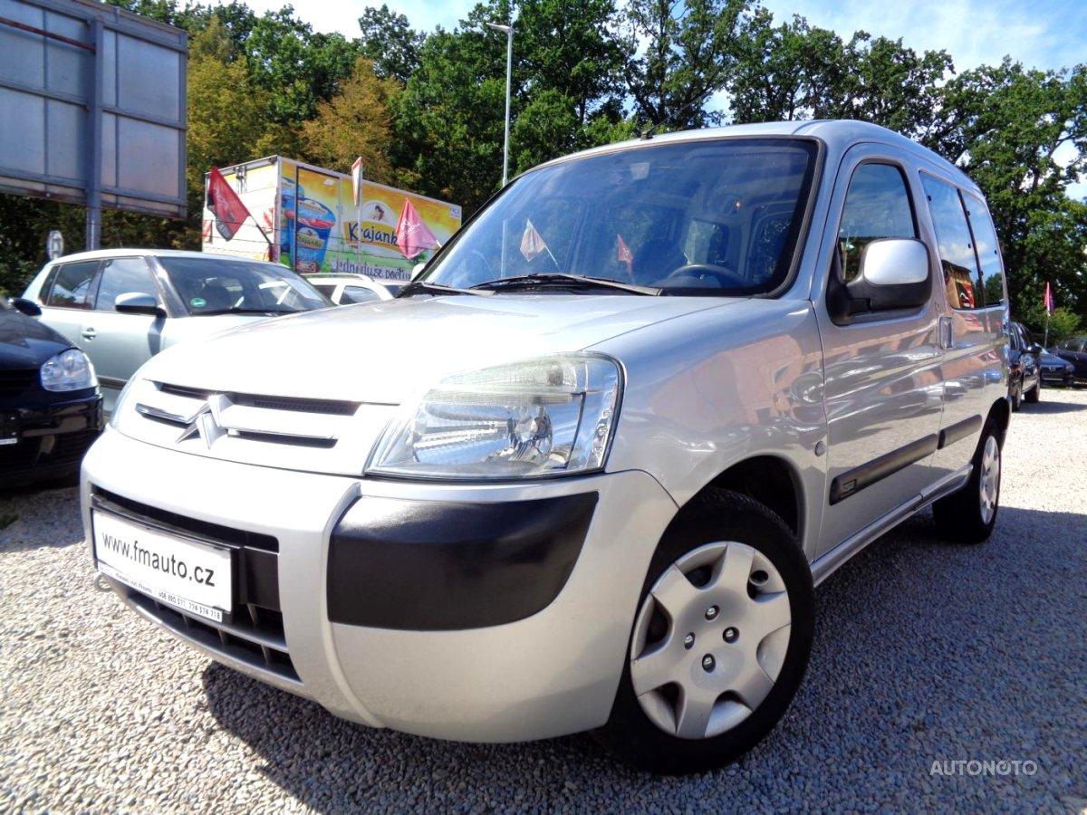 Citroën Berlingo, 2004 - celkový pohled