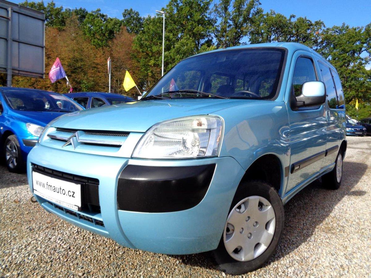 Citroën Berlingo, 2005 - celkový pohled