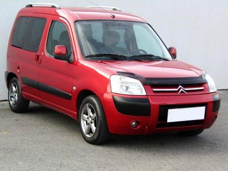 Citroën Berlingo, 2007