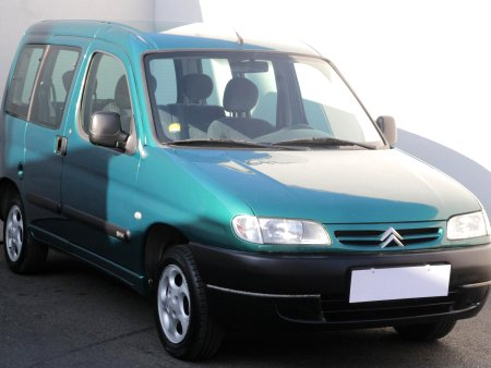 Citroën Berlingo, 2002