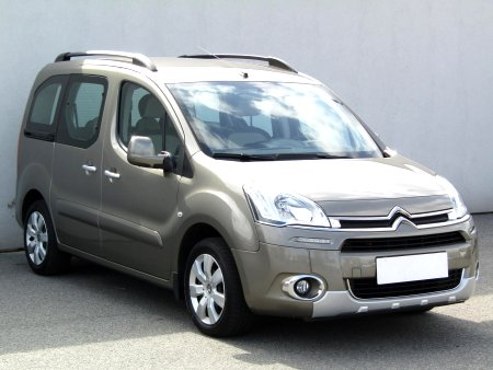 Citroën Berlingo, 2014