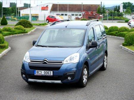 Citroën Berlingo, 2018