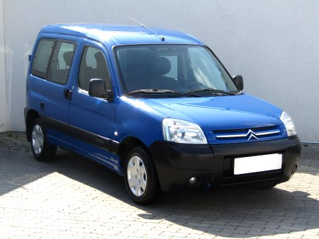 Citroën Berlingo, 2007