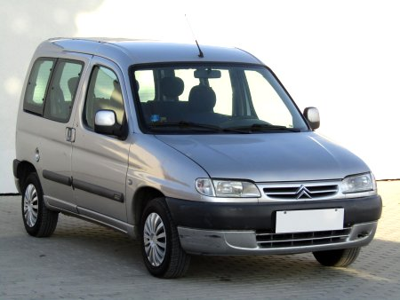 Citroën Berlingo, 2001