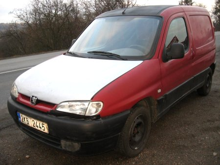 Citroën Berlingo, 2001
