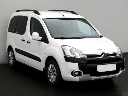 Citroën Berlingo, 2015