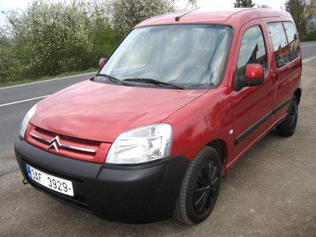 Citroën Berlingo, 2004