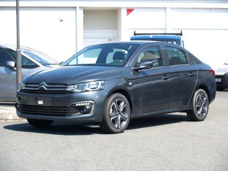 Citroën C-Elysée, 2018