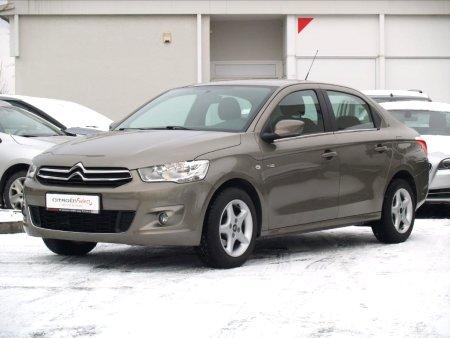 Citroën C-Elysée, 2014
