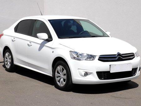 Citroën C-Elysée, 2015
