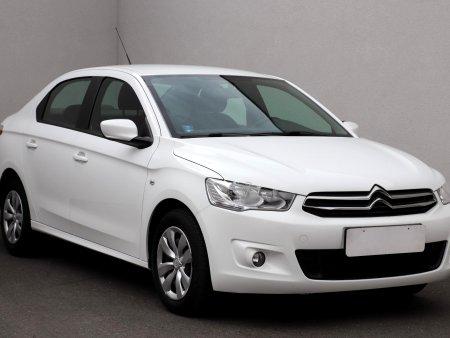 Citroën C-Elysée, 2017
