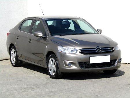 Citroën C-Elysée, 2013