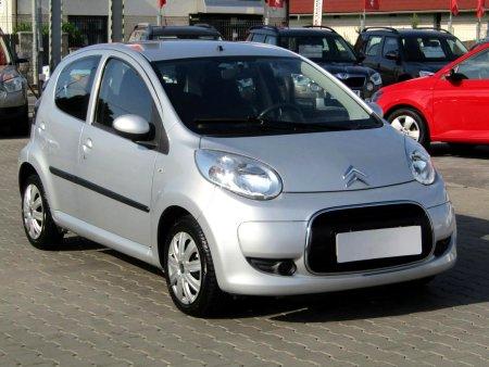 Citroën C1, 2011