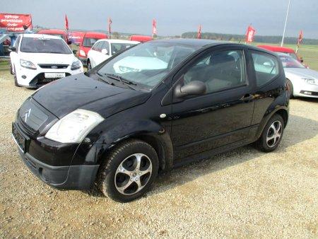 Citroën C2, 2007