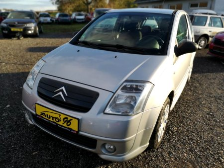 Citroën C2, 2006