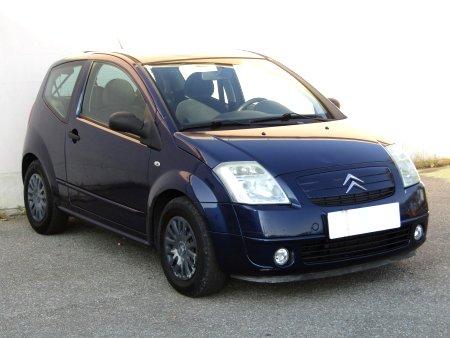 Citroën C2, 2008