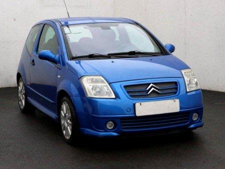 Citroën C2, 2004