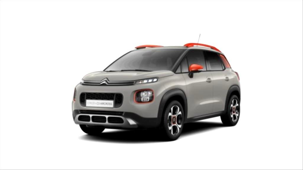 Citroën C3 Aircross, 2018 - celkový pohled