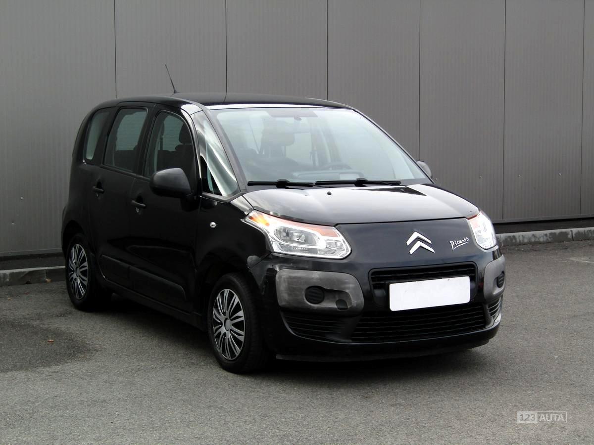 Citroën C3 Picasso, 2009 - celkový pohled