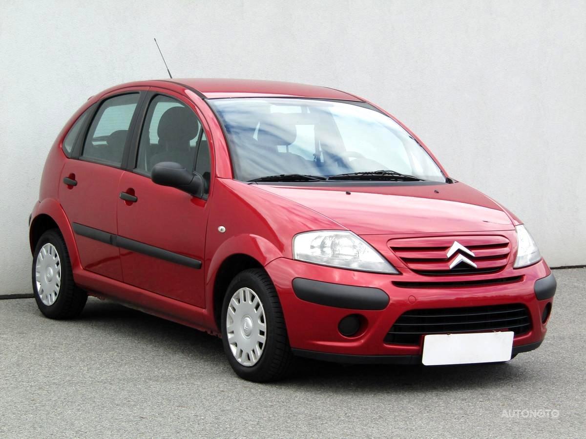 Citroën C3, 2009 - celkový pohled