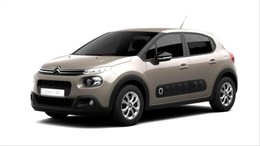 Citroën C3, 2018 - celkový pohled