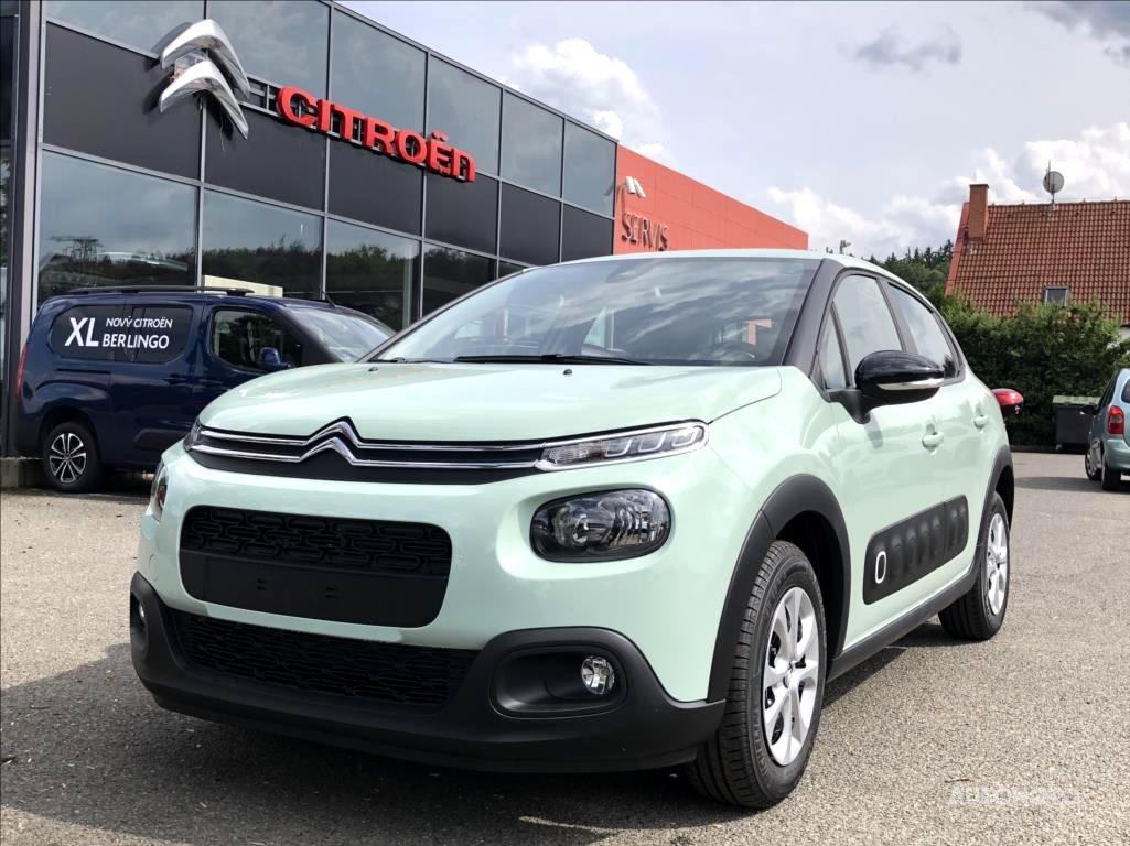 Citroën C3, 2019 - celkový pohled
