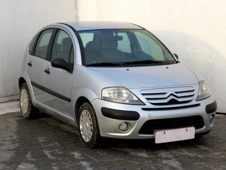 Citroën C3, 2007