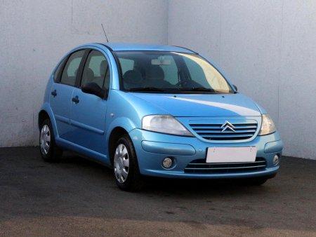 Citroën C3, 2004