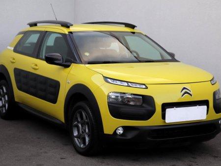 Citroën C4 Cactus, 2017