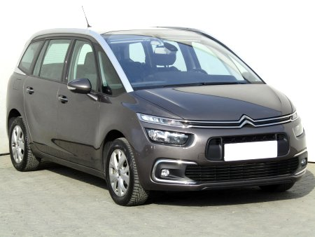 Citroën C4 Grand Picasso, 2016
