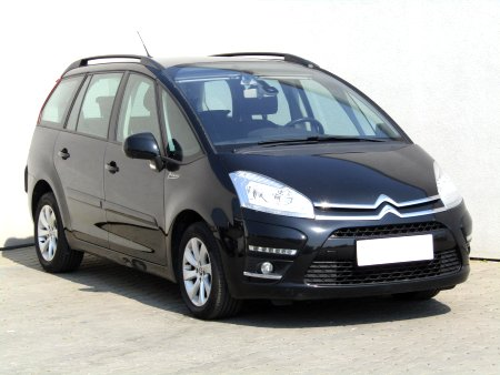 Citroën C4 Grand Picasso, 2012