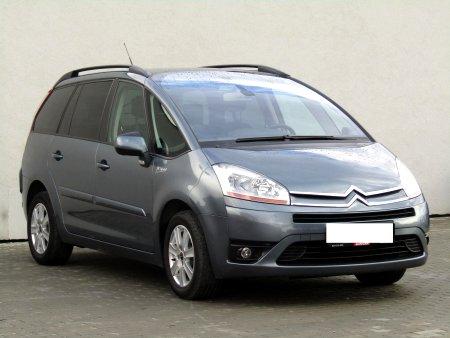 Citroën C4 Grand Picasso, 2009