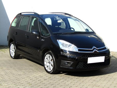 Citroën C4 Grand Picasso, 2011