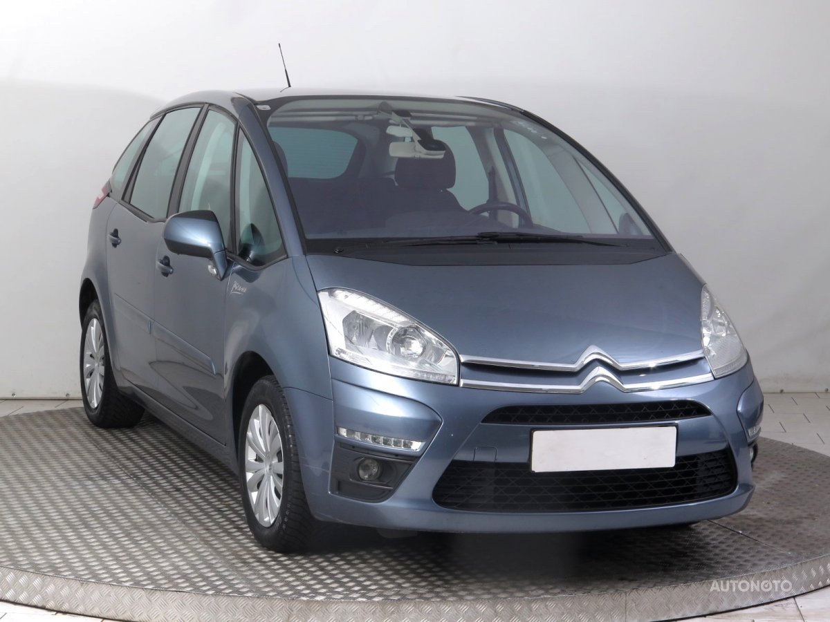 Citroën C4 Picasso, 2011 - celkový pohled