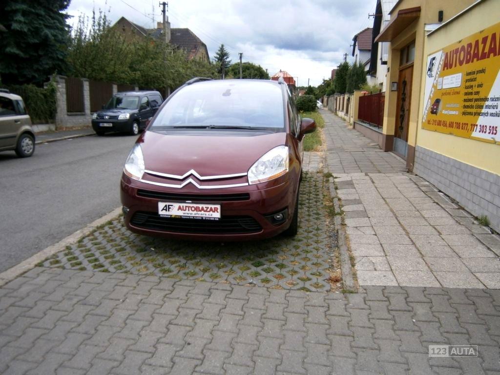 Citroën C4 Picasso, 2008 - celkový pohled
